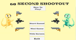 60 Second Shootout