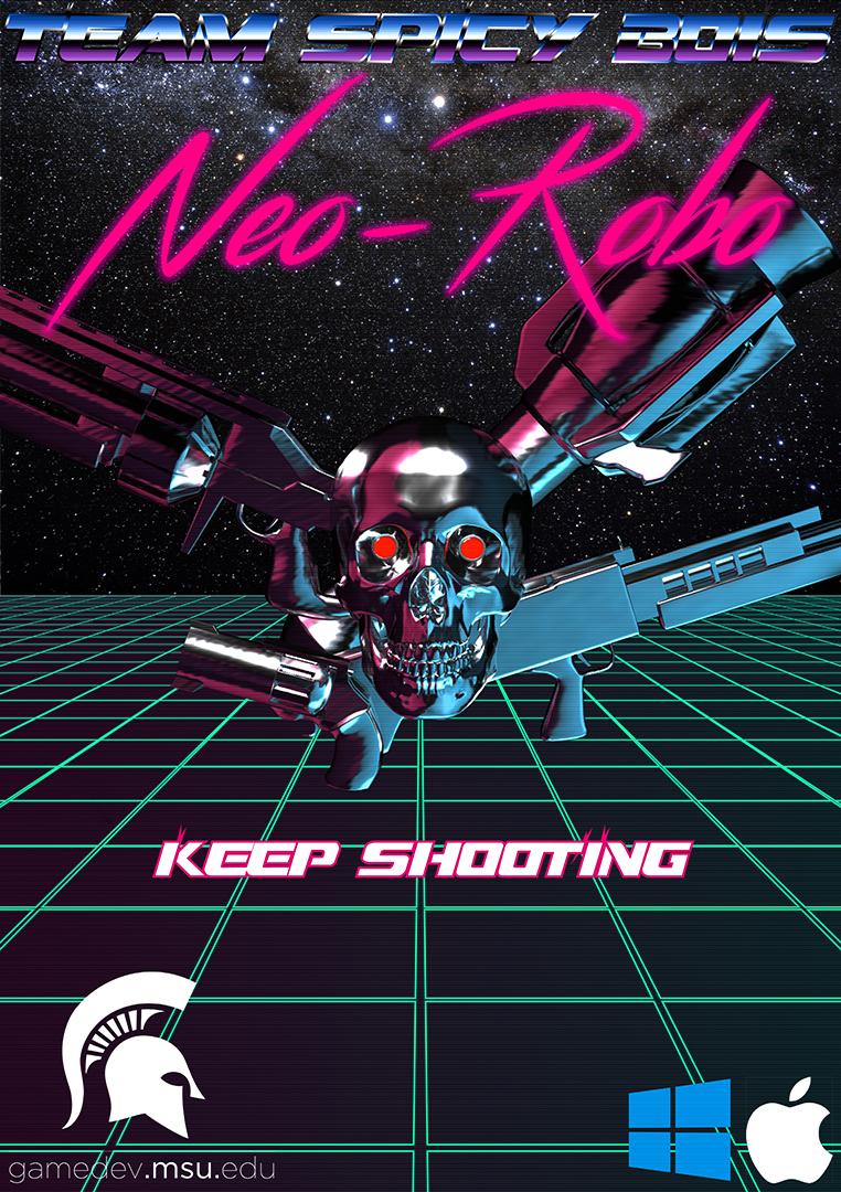 NeoRoboPoster