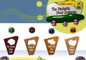 Fantastic Food Challenge