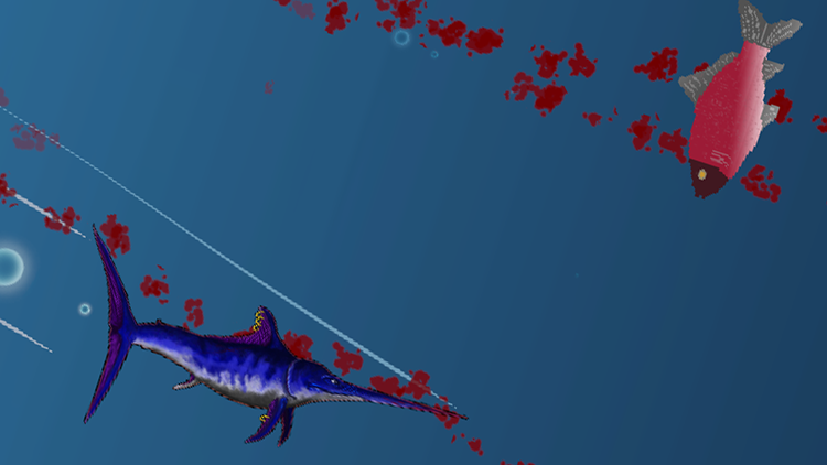 Shank the Swordfish