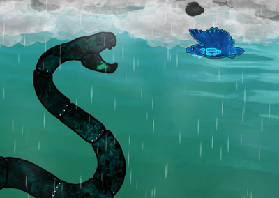 Thunderbird Strike: New Video Game by Indigenous Game Designer Dr. Elizabeth LaPensee