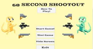60 Second Shootout