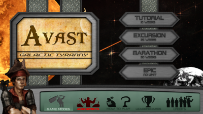 Avast: Galactic Tyranny