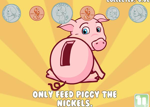 Saving with Piggy