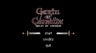 Gavin of Canadia