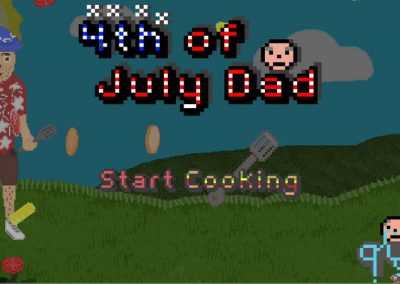 4th of July Dad