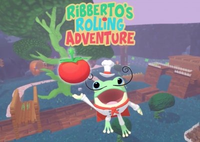 Ribberto's Rolling Adventure