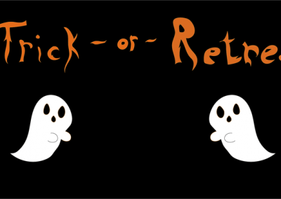 Trick or Retreat