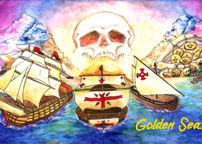 Golden Seas