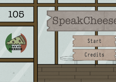 SpeakCheesy