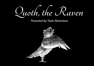Quoth, the Raven